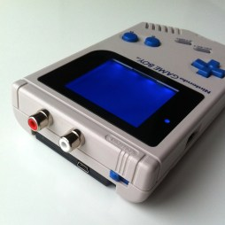 Grey and blue DMG