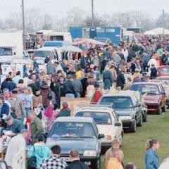 The demise of the car boot sale or Why I won't be getting up early next Sunday