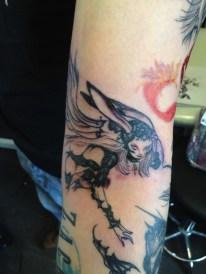 FRAN 2 Tattoo