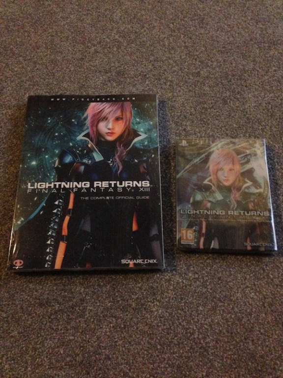 Lightning Returns Tin & Standard guide