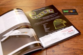 The book also has adverts for the Spectrum and it peripherals throughout its pages