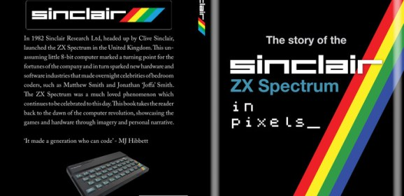 The Story of the ZX Spectrum in Pixels Volume 2 – Kickstarter campaign by Chris Wilkins