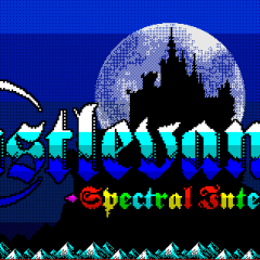 Castlevania Spectral Interlude released for ZX Spectrum