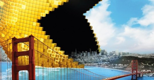Pixels The Movie Trailer