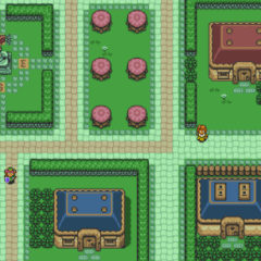 The Legend of Zelda a Link to the Past live map