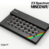 Lego ideas: ZX Spectrum minicomputer