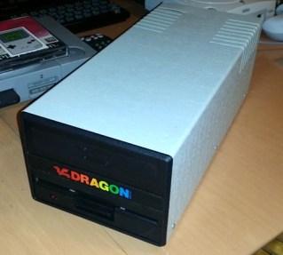 Dragon disk drive