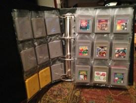 How I keep my Game Boy games