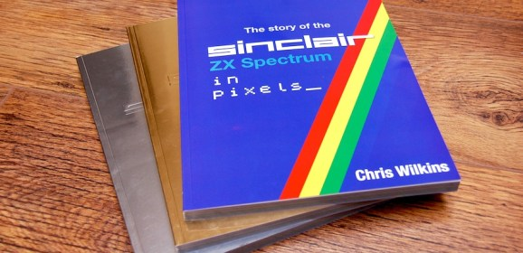 The Story of the ZX Spectrum in Pixels Volume 2 by Chris Wilkins – review