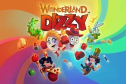 Wonderland Dizzy artwork