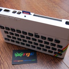 Hands on with the Just Speccy 128 by Zaxon