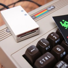 SD2IEC and Epyx Fastload reloaded by thefuturewas8bit – review