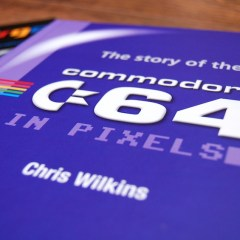 The Story of the Commodore 64 in Pixels by Chris Wilkins – review