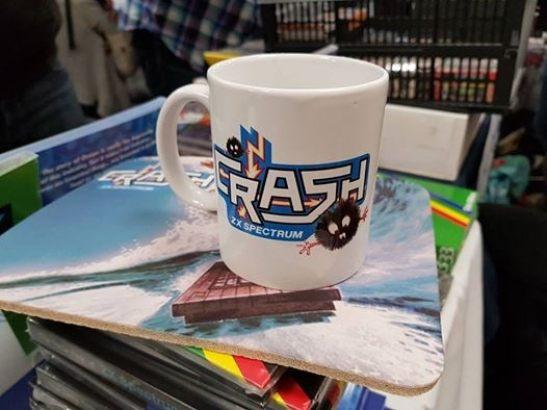 Crash Mug perk