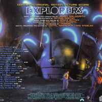 Explorers - Film Soundtrack (1984)