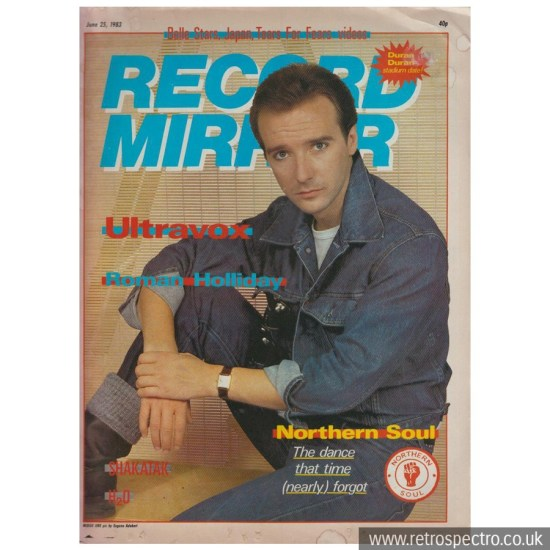 Record Mirror Jun3 25 1983