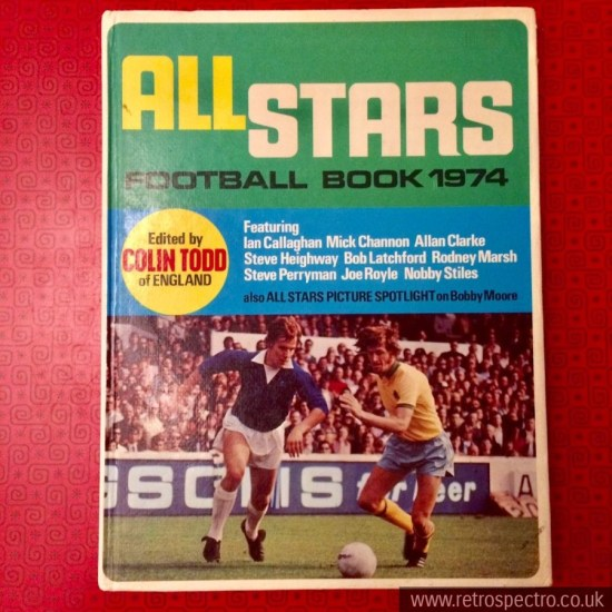 All Stars Football Book