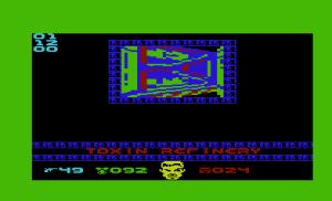 Doom Commodore Vic-20