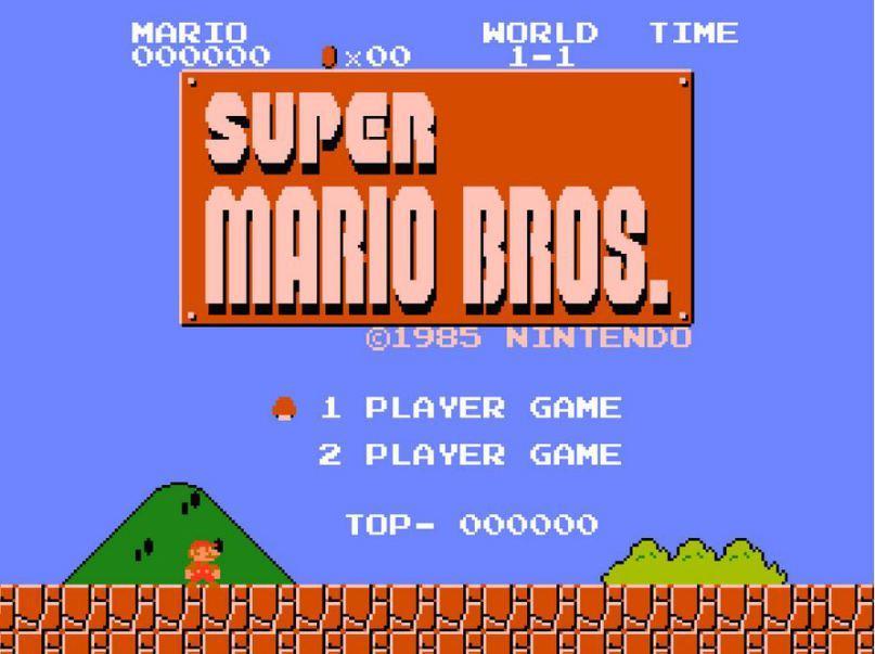 Origin of Super Mario Bros Underground Theme - RetroZap : RetroZap!