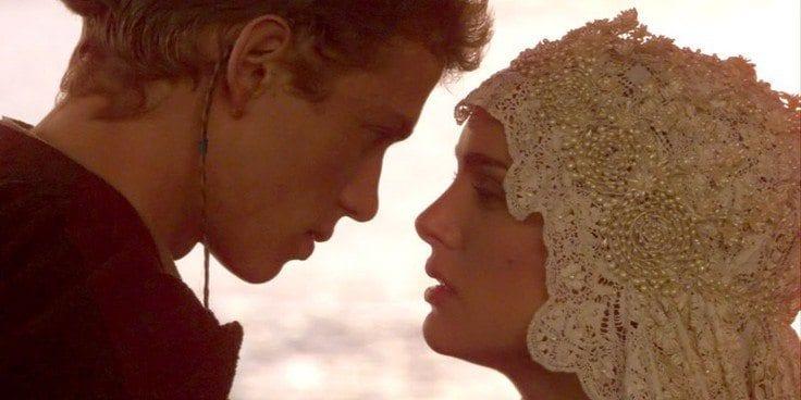 The Tragic (Lack of) Romance in Attack of the Clones