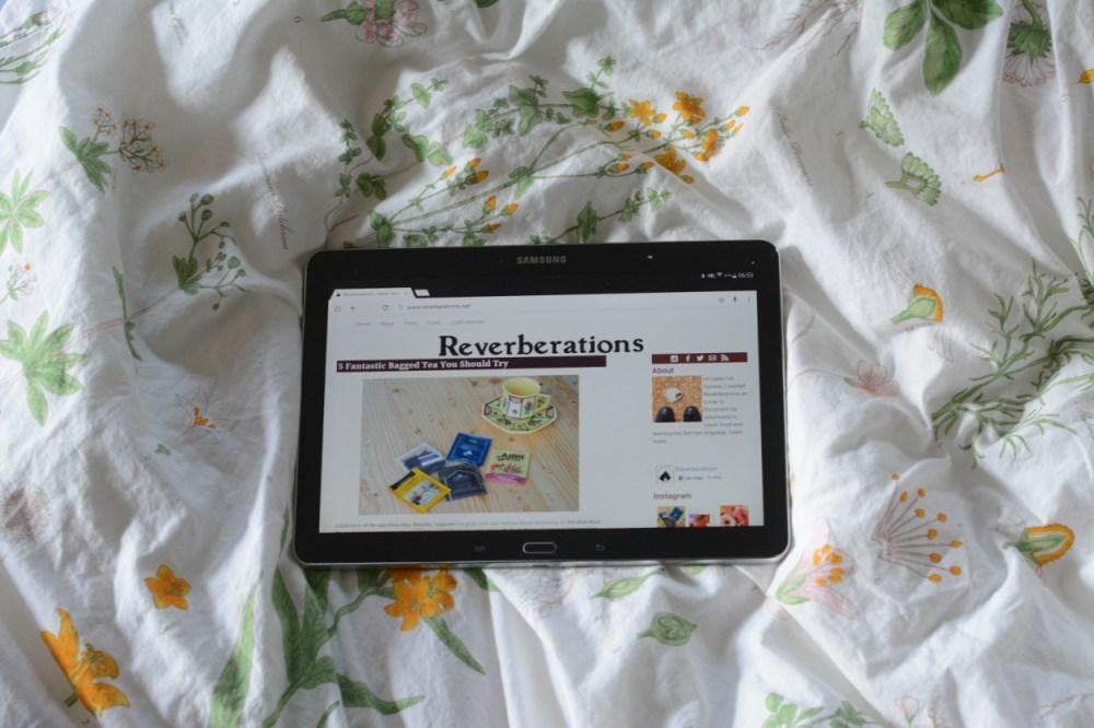 reverberations tablet