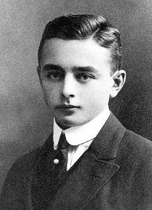 Georg Heym gilt als Begründer der expressionistischen Lyrik.