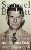 """""""…in der Erde wühlen, die Wolken anglotzen"""": Der große Minimierer – Samuel Becketts Briefe 1941–1956"""