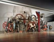 Mensch und Maschine: Große Tinguely-Ausstellung im Düsseldorfer Kunstpalast