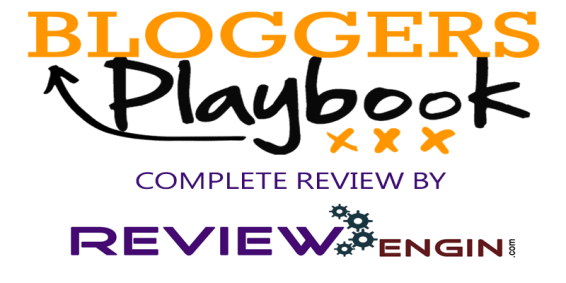 BLOGGERS PLAYBOOK REVIEW