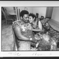 Aaron Neville With a Cat