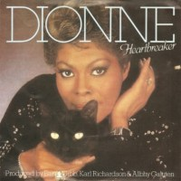 Dionne Warwick And A Cat