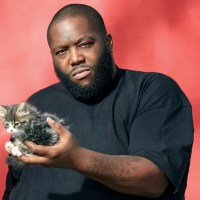 Music Legends With Cats: Killer Mike