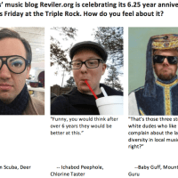Local Voices: Reviler's 6.25 Year Anniversary Show