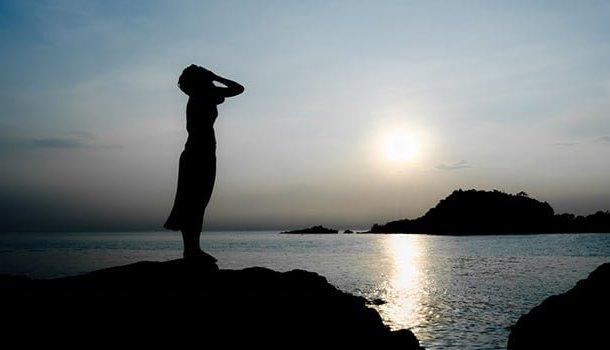 'O sofrimento é o intervalo entre duas felicidades'