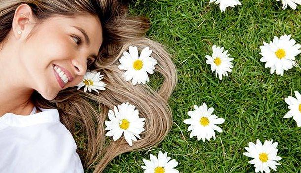 A mulher, quando muda os seus cabelos, está pronta para um novo amor