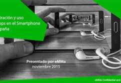 Estudio sobre la Penetración y uso  de Apps en el Smartphone  en España
