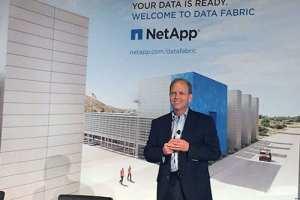 Lee Caswell, Vicepresidente de Marketing de Productos, Soluciones y Servicios en NetApp