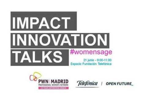 Reflexiones sobre el emprendimiento femenino en Impact Innovation Talks