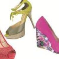 Sapatos femininos de verão, opções belíssimas
