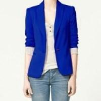 Saiba como combinar um blazer feminino e ficar elegante