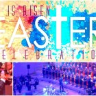 "Easter Celebration: ""He is Risen"" – book now!"