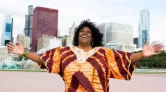 Elsa Harris guests on The Gospel Blues Train