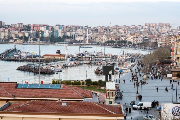 Çannakale, western Turkey