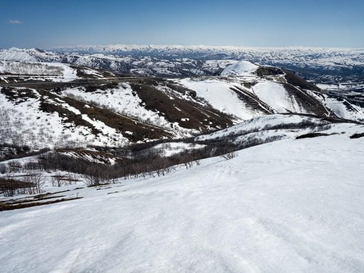 North of Erzurum, Turkey