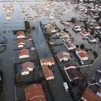Tempête Xynthia:  la Faute-sur-Mer - Le préfet refuse que des habitations soient reconstruites à cet endroit là..