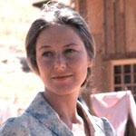 Caroline Ingalls (l'actrice Karen Grassle)