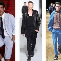 La Mode homme 2011, printemps-été, allures chics, couleurs classiques, coupes structurées et un brin de détente dans tout cela ...