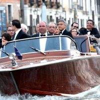Les noces vénitiennes: George Clooney et Amal Alamuddin se sont mariés