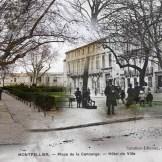 Montpellier - Place de la Canourgue