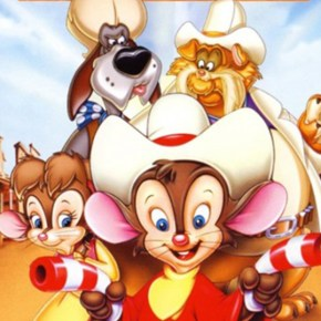Episode 203- AN AMERICAN TAIL: FIEVEL GOES WEST